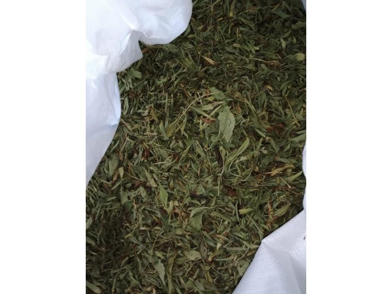 Stevia Rebaudiana sfusa in foglie essiccate, dolcificante naturale